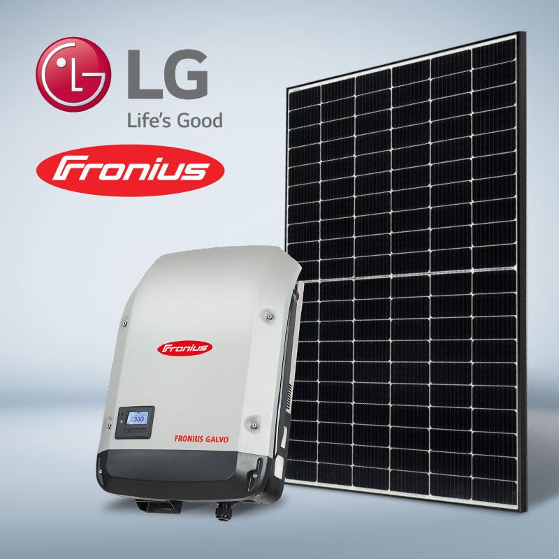 Mid-Range Solar Package