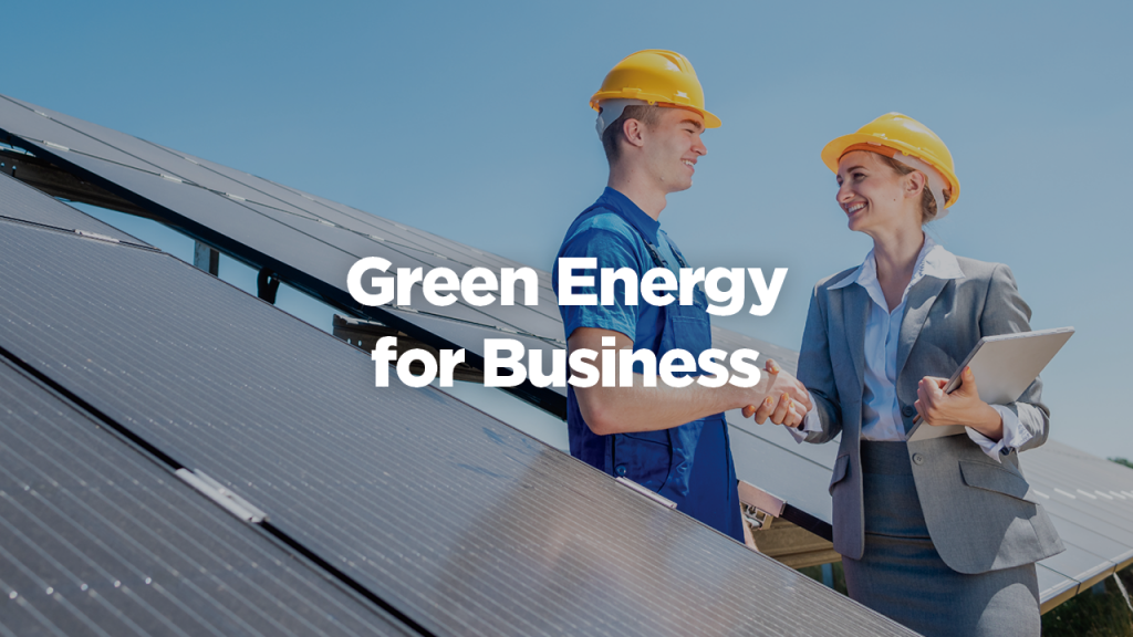 green energy for business