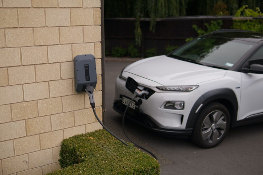 DQ Solar ready for EV car charging in Adelaide