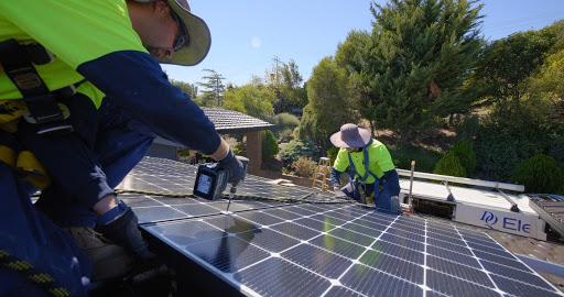 DQ Solar and Electrical Solar Installation