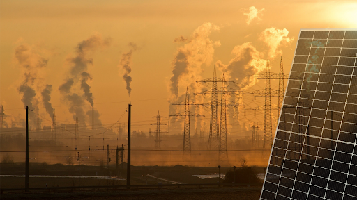 The increased use of solar power will reduce the consumption of fossil fuels in years to come